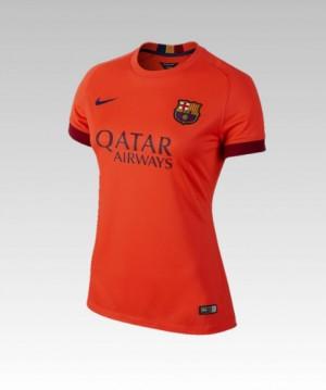 Camiseta nueva del Barcelona 2013/2014 A.Iniesta Primera