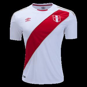 Camiseta nueva del Peru 2018 Home