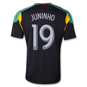 Camiseta nueva del Los Angeles Galaxy 13/14 Juninho Tercera