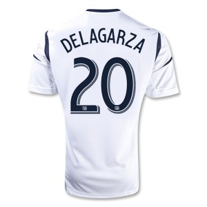 Camiseta Los Angeles Galaxy Delagarza Primera 2013/2014