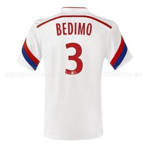 Camiseta nueva del Lyon 2014/2015 Bedimo Primera