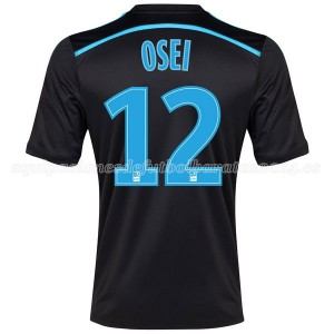 Camiseta de Marseille 2014/2015 Tercera Osei