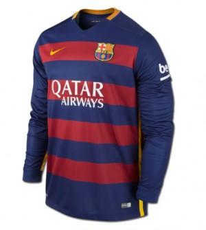 Camiseta Barcelona Primera Equipacion 2015/2016