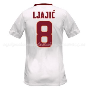Camiseta nueva AS Roma Ljajic Equipacion Segunda 2014/2015