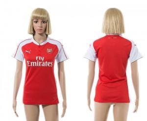 Mujer Camiseta del Arsenal 2015/2016