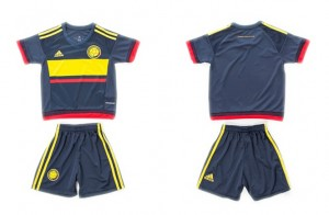 Camiseta de Colombia 2015/2016 Niños