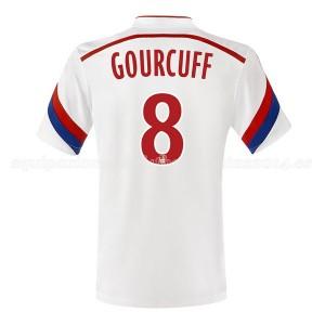 Camiseta nueva del Lyon 2014/2015 Gourcuff Primera