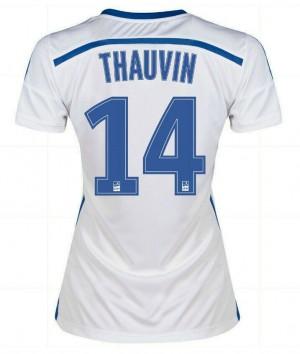 Camiseta nueva del España de la Seleccion 2013 Xavi Primera