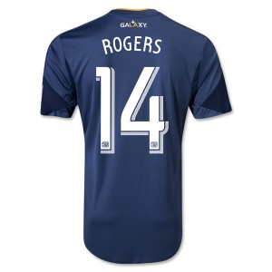 Camiseta de Los Angeles Galaxy 2013/2014 Segunda Rogers