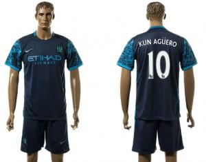 Camiseta de Manchester City Away 10#