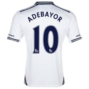 Camiseta nueva del Tottenham Hotspur 2013/2014 Adebayor Primera