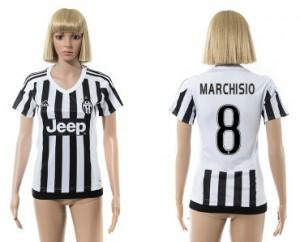 Camiseta de Juventus 2015/2016 8 Mujer