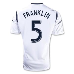 Camiseta de Los Angeles Galaxy 2013/2014 Primera Franklin
