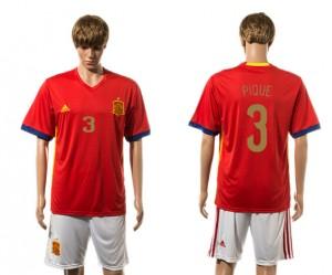 Camiseta de España 2015-2016