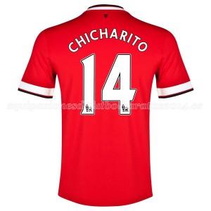 Camiseta de Manchester United 2014/2015 Primera Chicharito