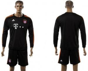 Camiseta nueva Bayern Munich Manga Larga Primera 2015/2016