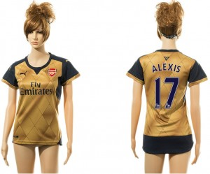 Camiseta Arsenal 17# Away