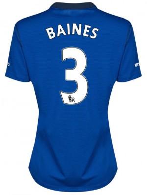 Camiseta de Tottenham Hotspur 14/15 Tercera Naughton