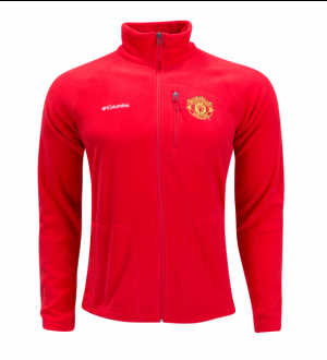 Full Zip Fleece Jacket de Manchester United Colombia