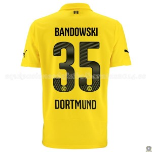 Camiseta del Bandowski Borussia Dortmund Tercera 14/15