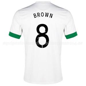Camiseta nueva del Celtic 2014/2015 Equipacion Brown Tercera