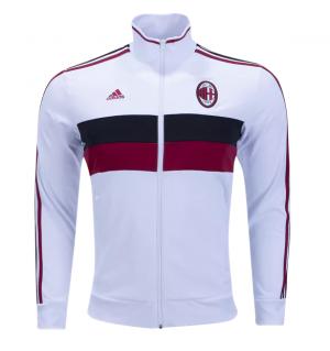 3 rayas abrigo deportivo nueva AC Milan 2017/2018