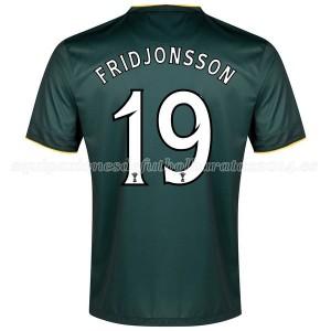 Camiseta del Fridjonsson Celtic Segunda Equipacion 2014/2015