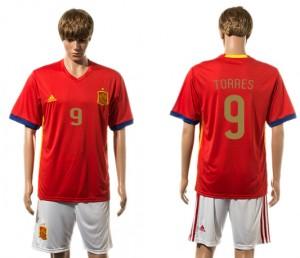 Camiseta del 9# España 2015-2016