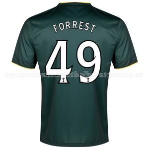 Camiseta Celtic Forrest Segunda Equipacion 2014/2015