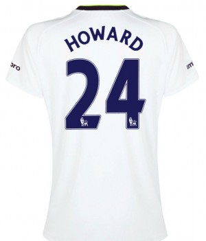 Camiseta de Tottenham Hotspur 2013/2014 Primera Lamela