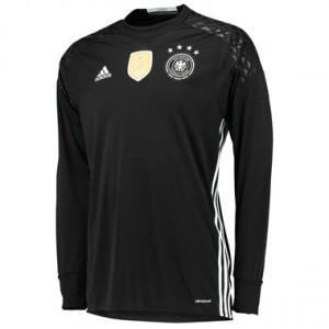 Camiseta Portero Alemania Primera Equipacion 2016
