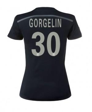 Camiseta del Lemina Marseille Tercera 2014/2015