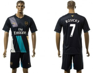 Camiseta del 7# Arsenal Away
