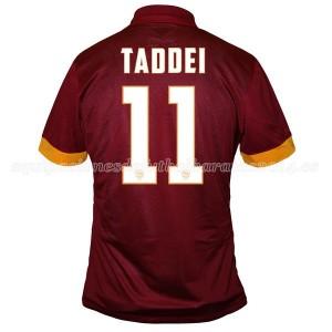 Camiseta AS Roma Taddei Primera Equipacion 2014/2015