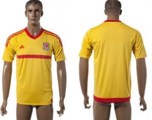 Camiseta de Gales