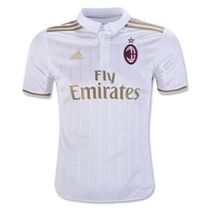 Camiseta nueva AC Milan Away 2016/2017