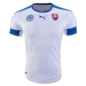 Camiseta Eslovaquia 2016/2017