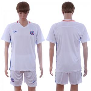 Camiseta del Chile 2016/2017