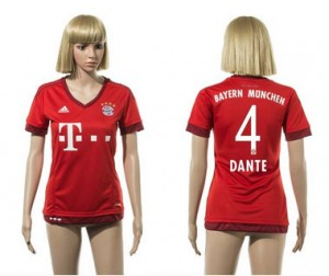 Camiseta nueva del Bayern Munich 2015/2016 4 Mujer