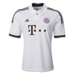 Camiseta de Bayern Munich 2013/2014 Tercera Equipacion