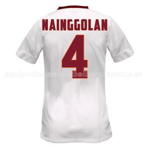 Camiseta nueva AS Roma Nainggolan Equipacion Segunda 2014/2015