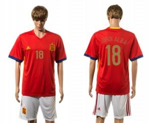 Camiseta nueva España 18# 2015-2016