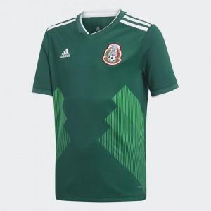 Camiseta nueva MEXICO Juventud Home 2018
