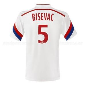 Camiseta Lyon Bisevac Primera 2014/2015