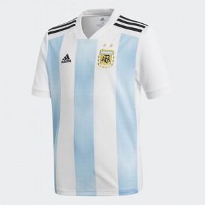 Camiseta nueva del ARGENTINA 2018 Juventud Home