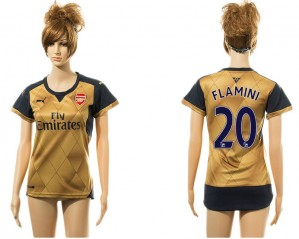 Camiseta nueva del Arsenal 20# Away