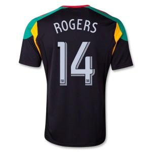 Camiseta del Rogers Los Angeles Galaxy Tercera 13/14