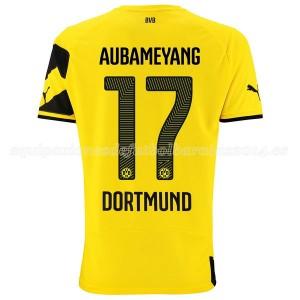 Camiseta de Borussia Dortmund 14/15 Primera Aubameyang