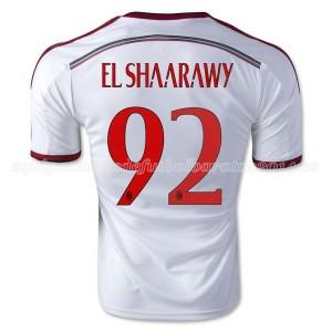 Camiseta nueva del AC Milan 2014/2015 Equipacion El.Shaarawy Segunda