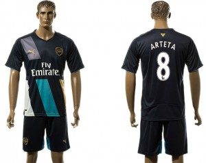 Camiseta Arsenal 8# Away